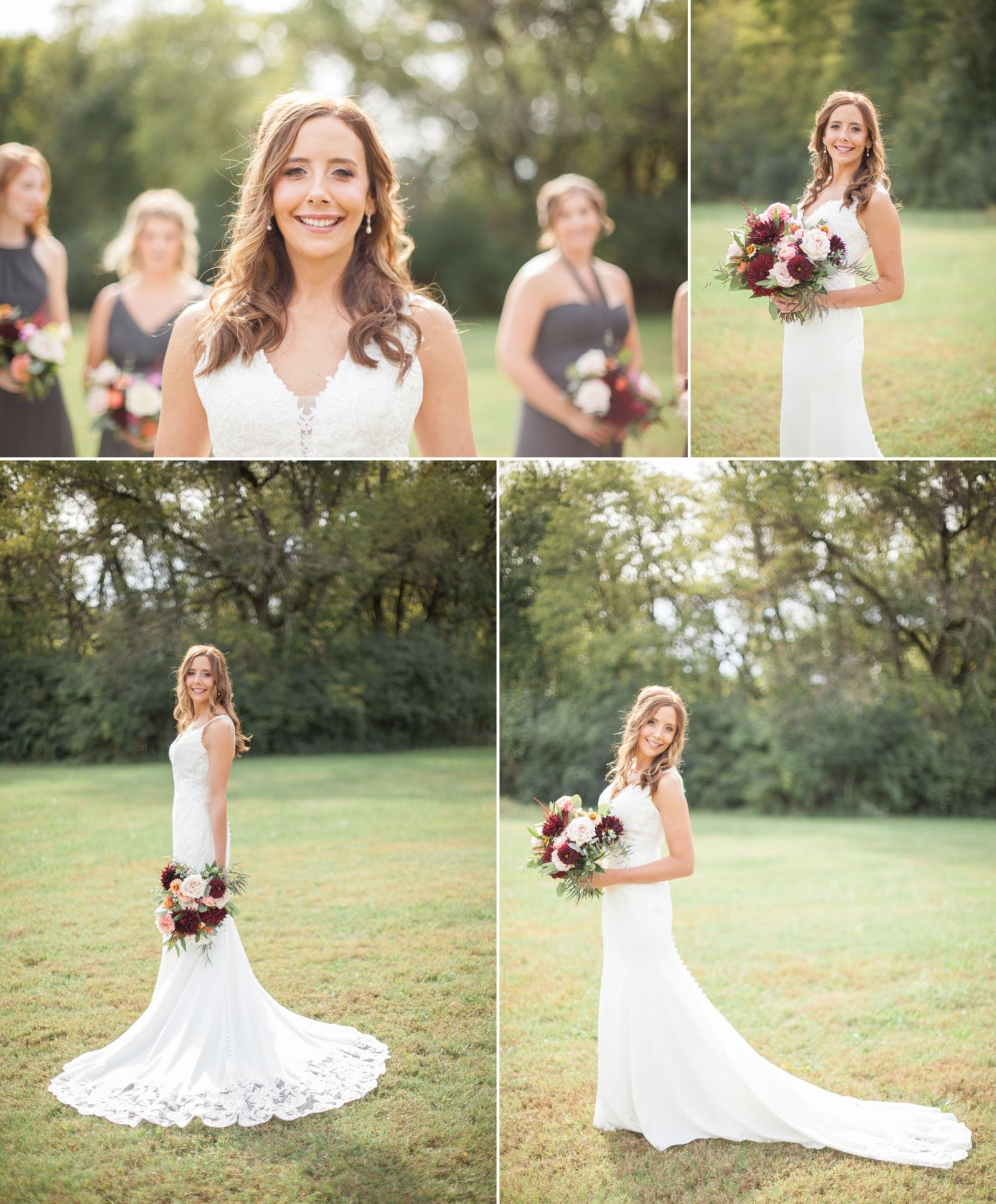 Wedding Hairstyle Nashville: Green Door Gourmet Wedding In Nashville, TN...Fall Bride