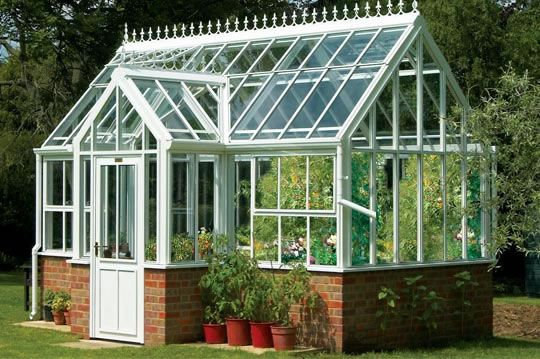 Used greenhouse for sale swimming pool ideas pinterest for Victorian conservatory plans