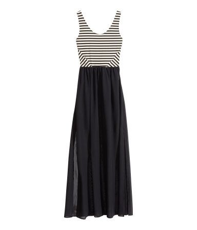 Striped Maxi Dress | H&M