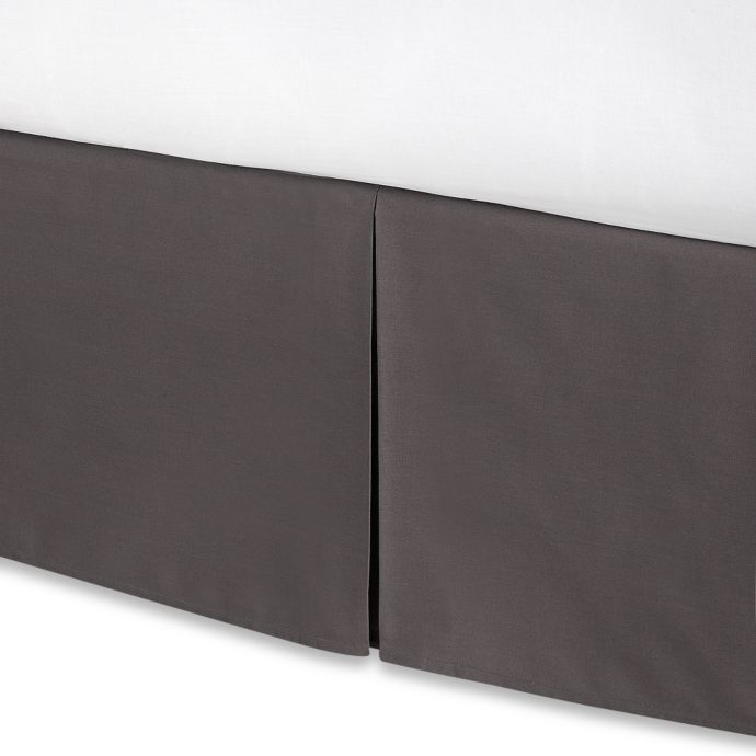Smoothweave 14 Inch Tailored Bed Skirt Bedskirt Bed Sizes