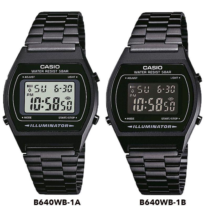 1bef⎪b640wb Casio 1aef⎪original⎪envio B640wb De Detalles WDHYIE92