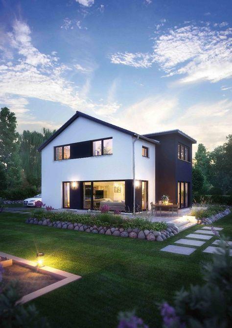 moderne architektur: medley 3.0 215kn - fertighaus | 건축가, Attraktive mobel