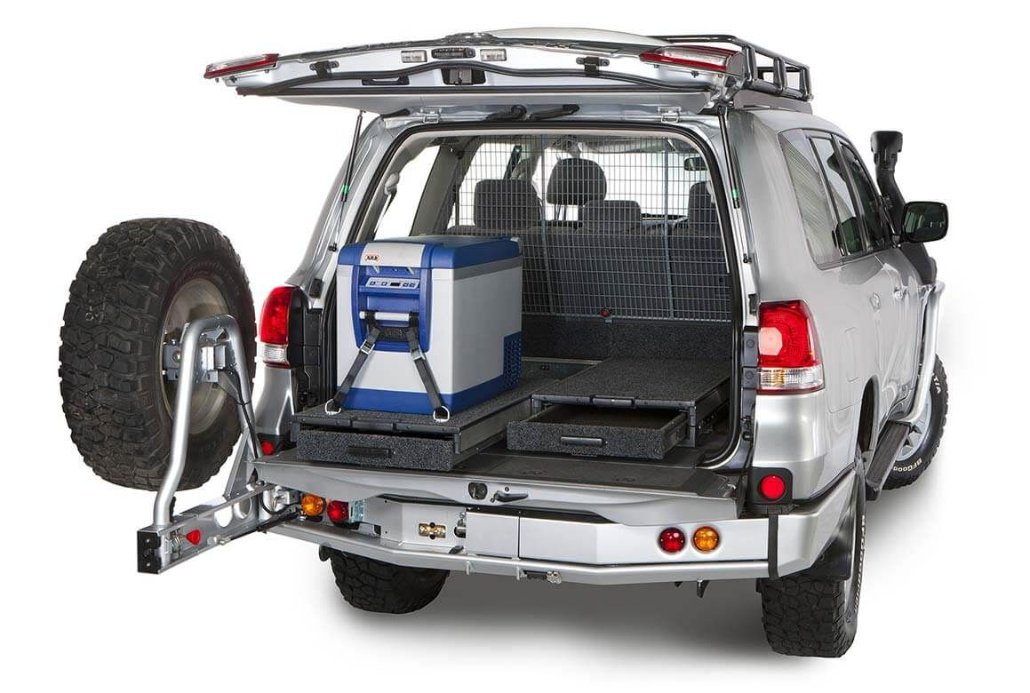 ARB USA Outback Solutions Modular Roller Drawer Systems