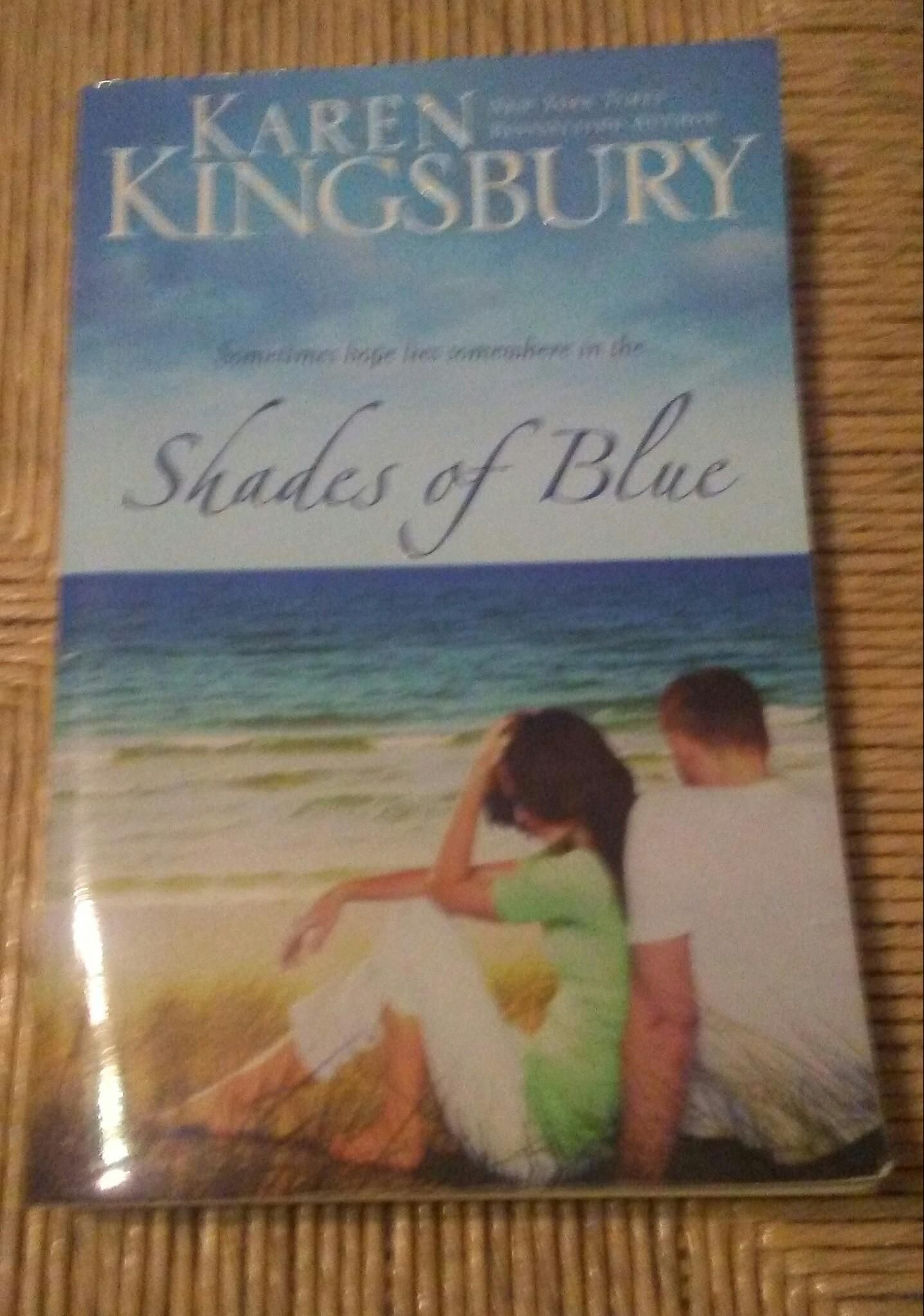 Shades of Blue is an excellent book by NYT Bestselling author Karen  Kingsbury. You will find this book and more K. Kingsbury books at Bookworms  Books and ...
