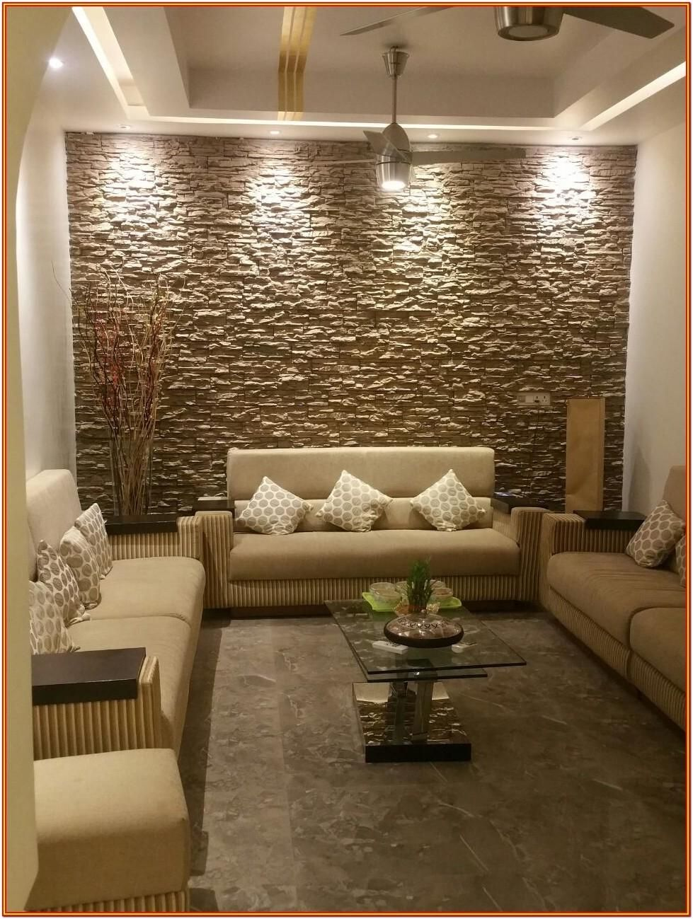 Decorative Wall Tiles Living Room India By Lori Morales J This
