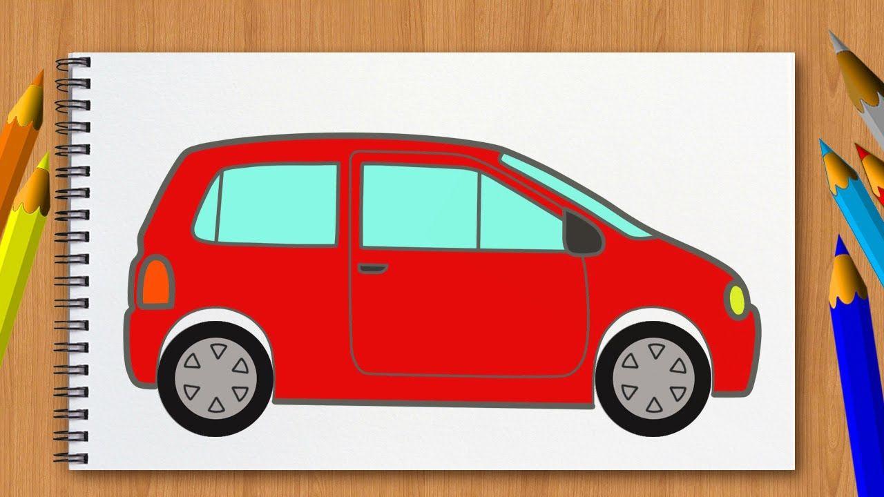 Мультфильм про маленькую Машинку Для детей   Cars coloring ...