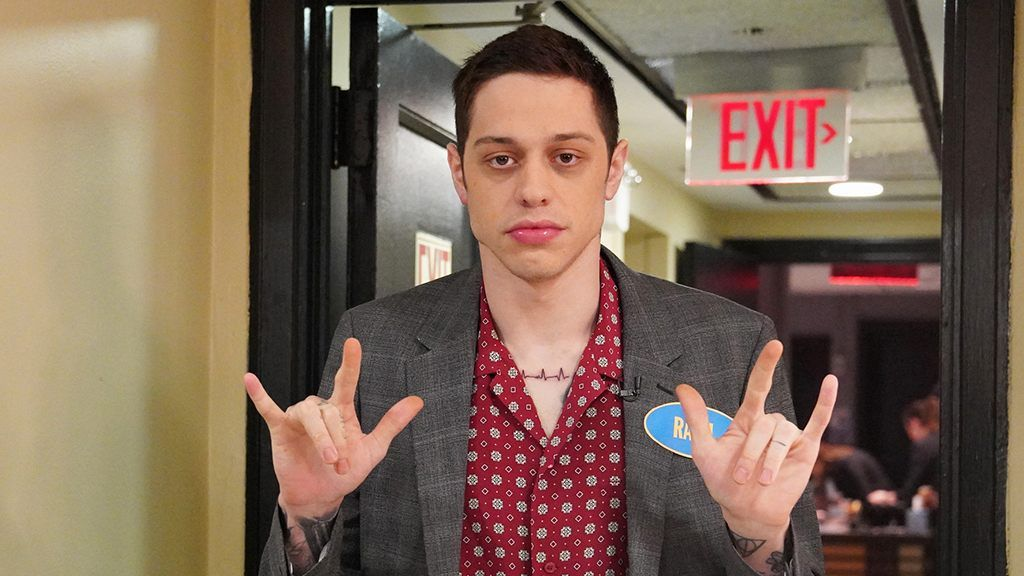 Pete Davidson Gets Huge Tattoo Of Unicorn On Arm Possibly His Biggest One Yet Large Tattoos Pete Davidson