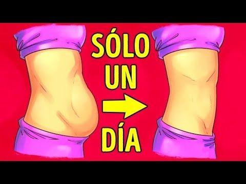 Como reducir el abdomen y bajar de peso