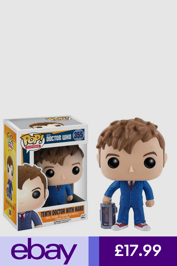 Dr Who Tv Movies Video Games Toys Games Ebay Action Figures Pop Vinyl Figures Vinyl Figures