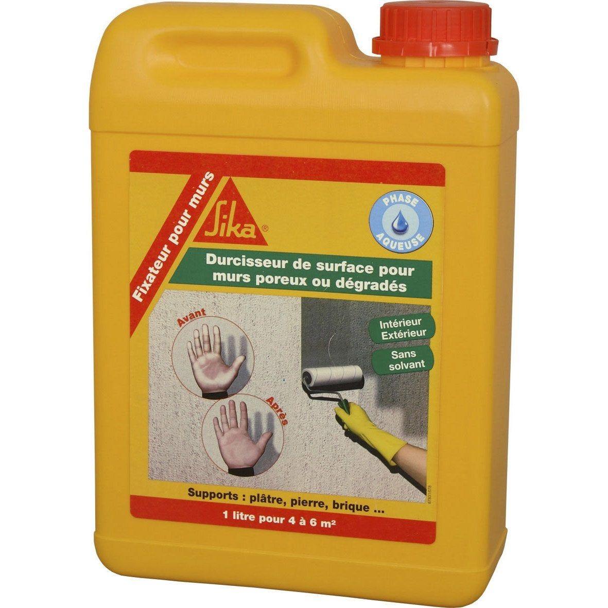 Resine Protectrice Sika Impermur 2 L Incolore Resine Castorama
