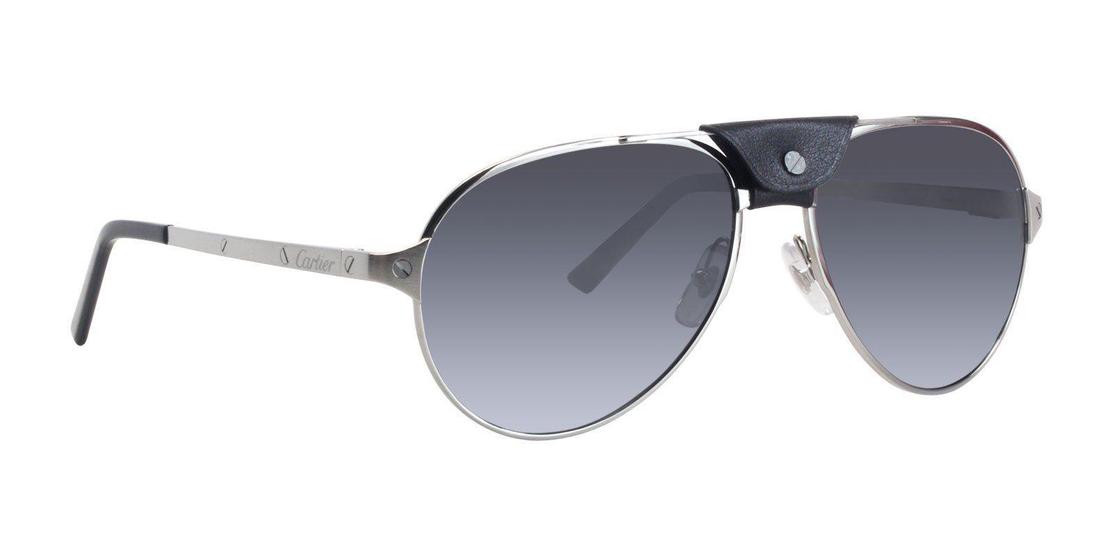 404cc964cc8 Cartier - Santos de Cartier CT0034S - 001 sunglasses