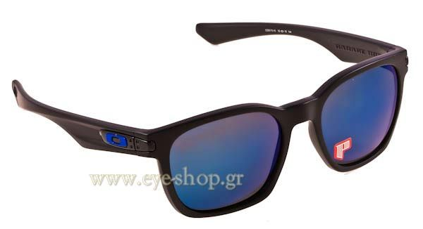 3bd881fef39 Γυαλιά Ηλίου Oakley GARAGE ROCK 9175 14 MotoGP Matte Blk Ice Iridium  Polarized Τιμή  194
