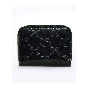 cff3cf734 HELLO KITTY SMALL BLACK EMBOSSED WALLET [Apparel] Loungefly. $23.06 ...