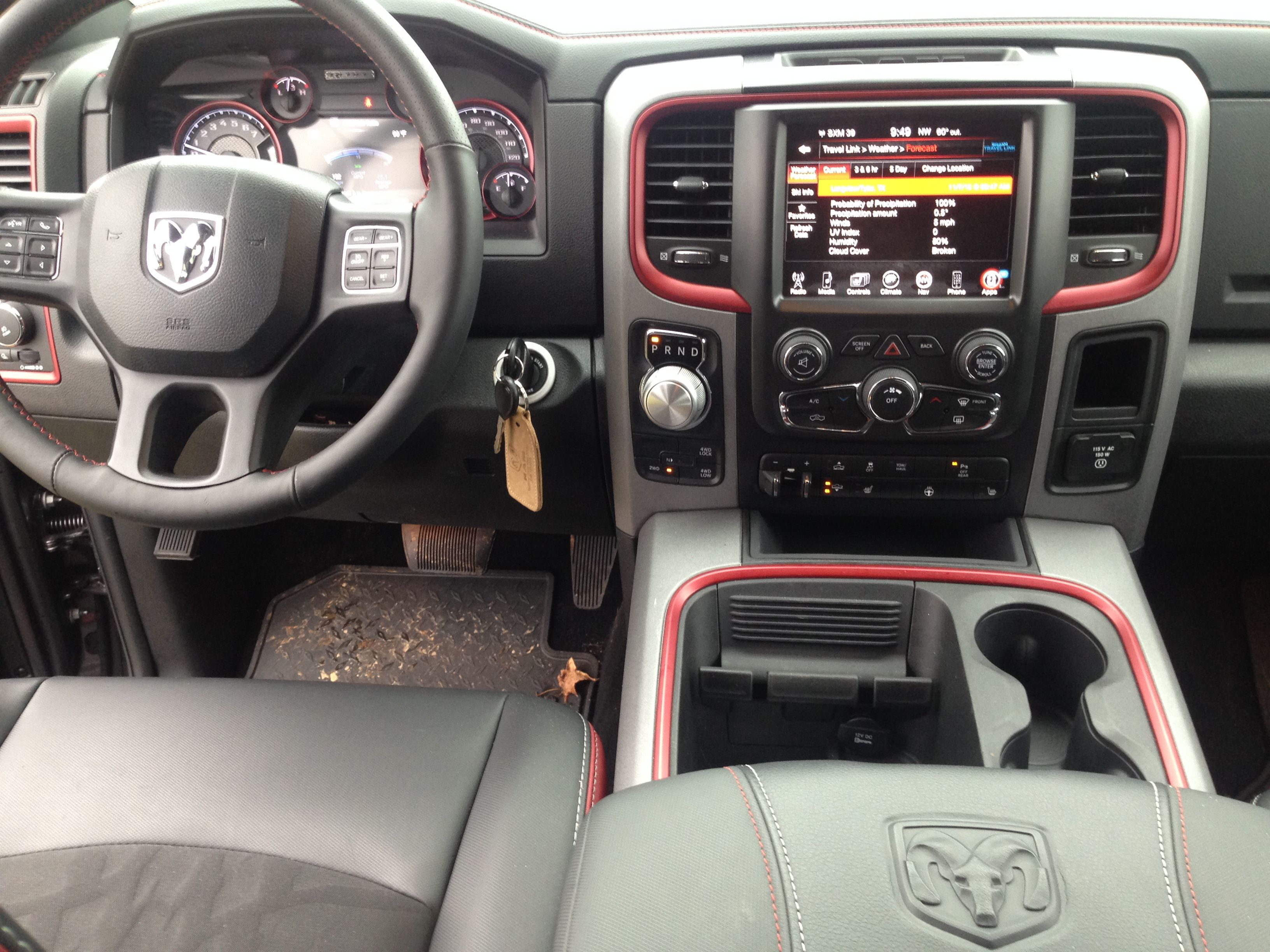 Pin on Review Ram Rebel Hemi 1500 4x4 Delivers What
