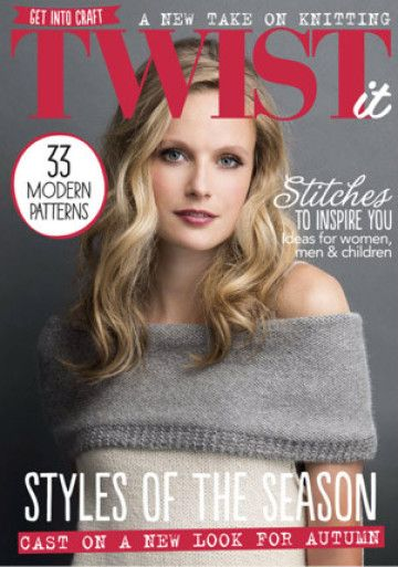 TWIST it - knitting magazine with a twist