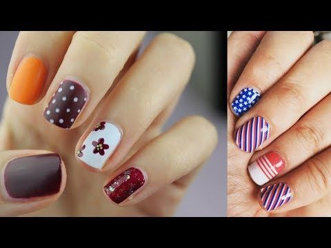 New Nail Art Most Nail Art Compilation The Best Nail Art Designs