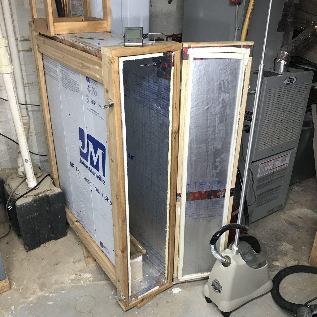 Diy Stripping Steam Box For Antique Window Glazing Removal