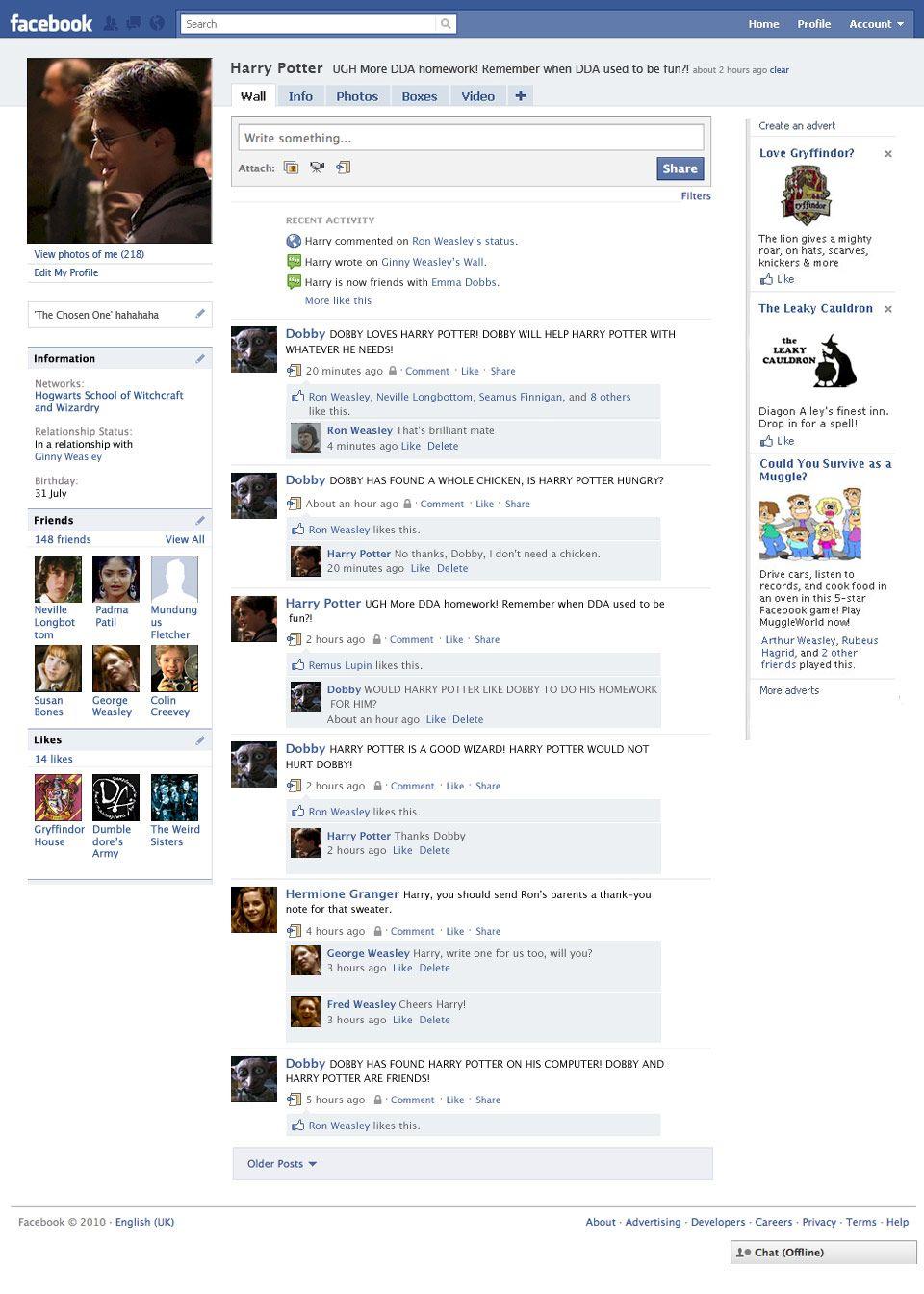 Hogwarts Finally Hooks Up The Internet Harry Potter Obsession Dobby Harry Potter Harry Potter Series