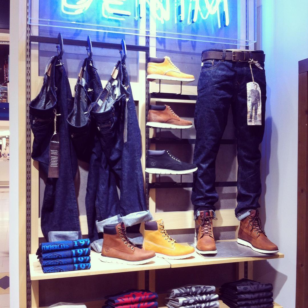 fe44cb647b9bd4 Nouveaux looks #Timberland pour la rentrée ! #Nantes #ootd #denim #shoes  #bradstreet #sensorflex #printedtee #store #atlantis #fall #menswear ...