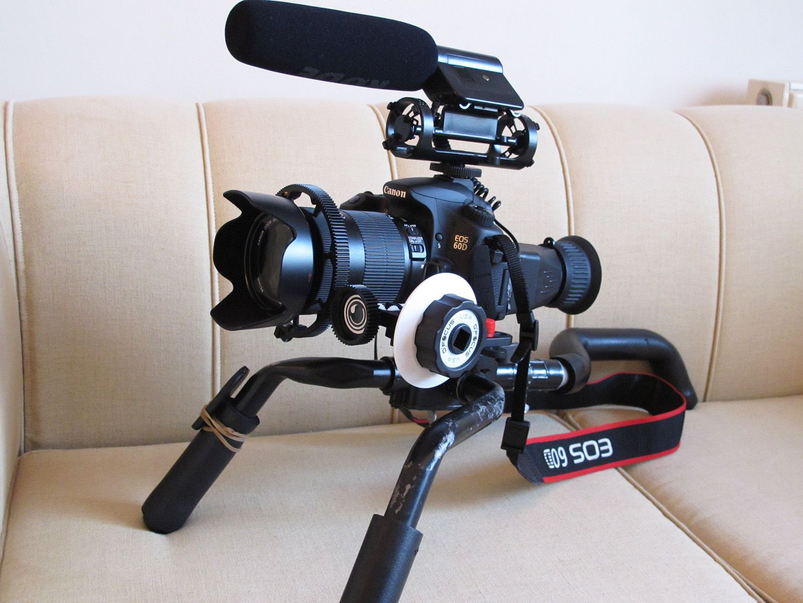 canon eos 60D full gear- my first camera dream ^_^ | Inspirations