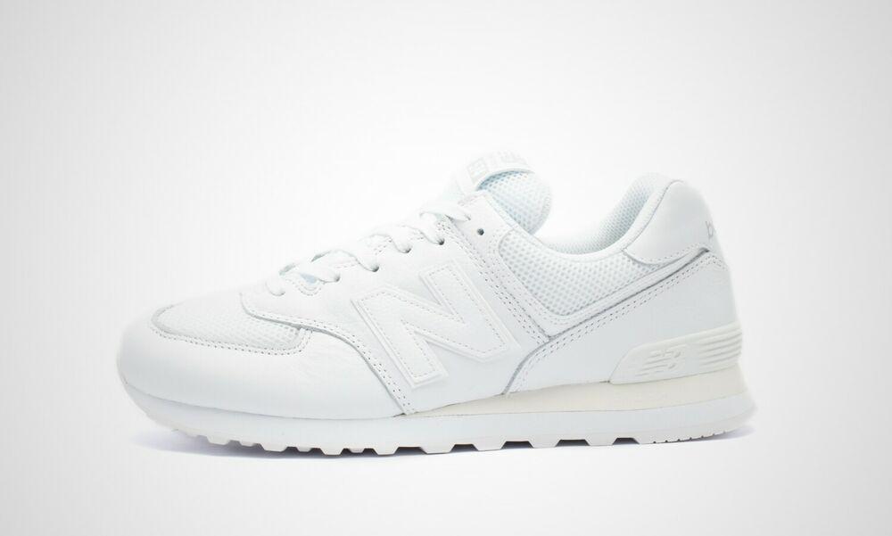 New Balance ML574NSF weiß, Herren Sneaker, NEU im Karton ...