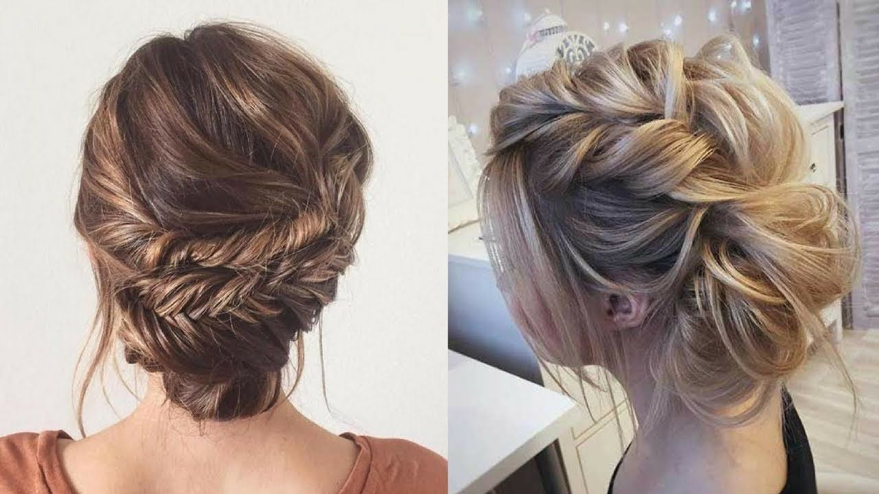 Quick u heatless everyday hairstyles simple and easy beautiful