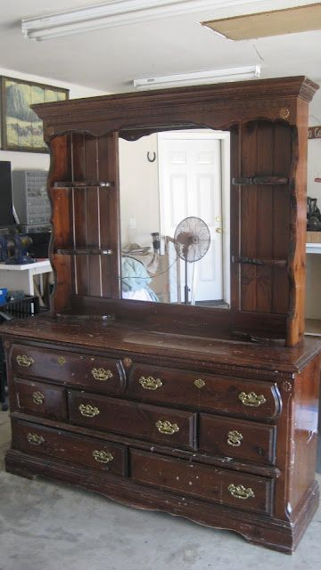 Before After Features Of 2011 Dresser Top Decor Bedroom