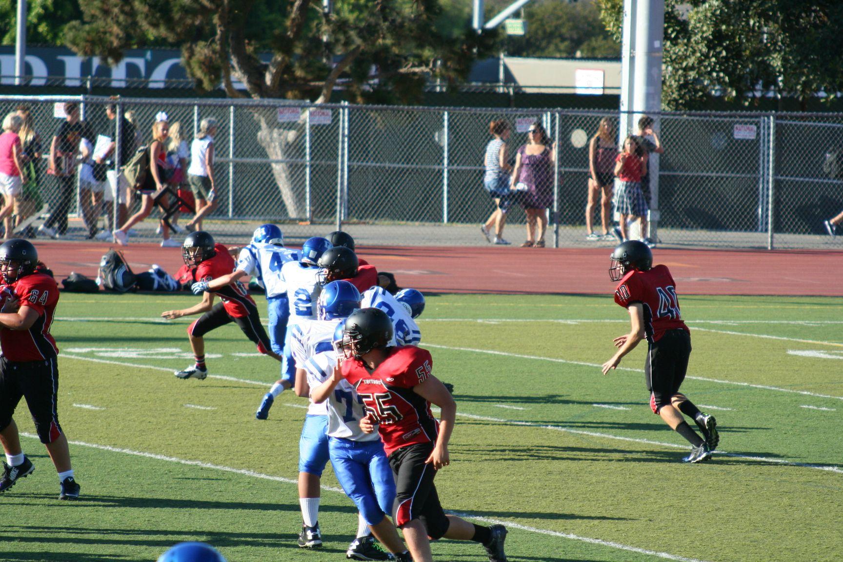 Dana Hills High School Football High School Football San Clemente Football