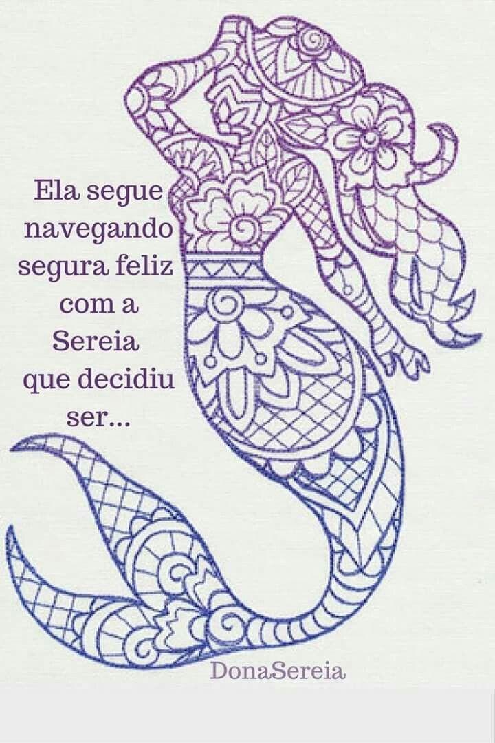 Image by Crystal Hendrix on Henna designs Mermaid