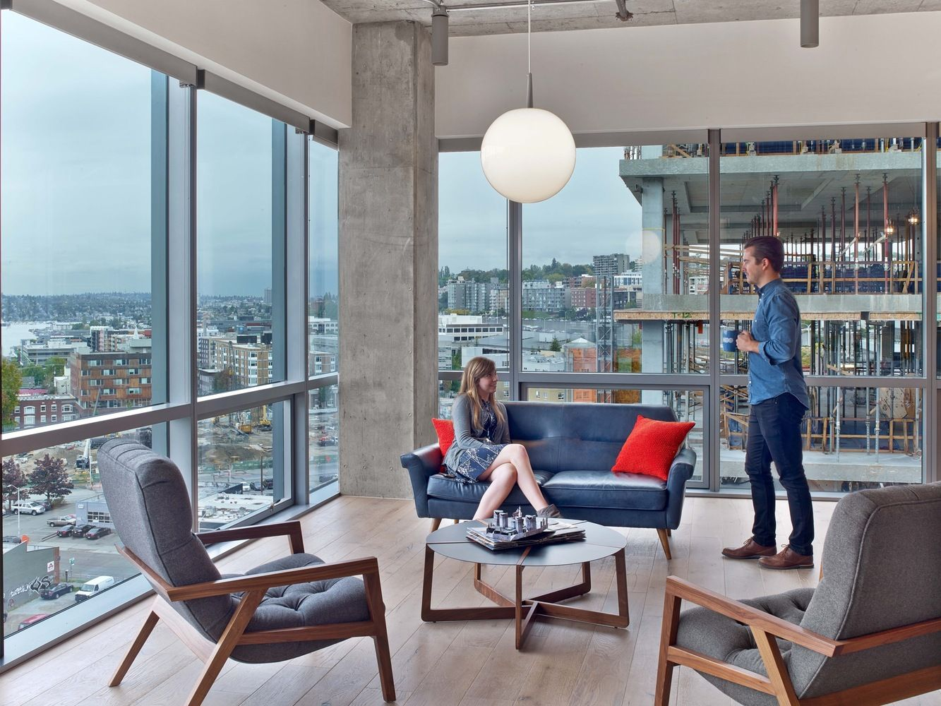 Gallery of HBO Seattle Workspace / Rapt Studio - 10 | Commercial ...