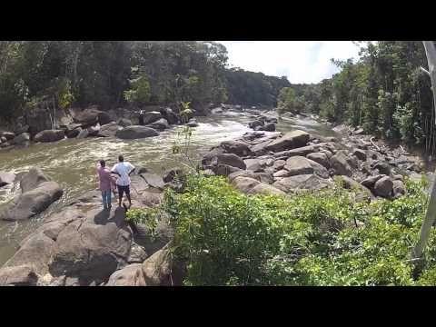 Decouvrir La Guyane En Image Et Musique Merci A Bontikote Guyane Francaise Excursion Vacances