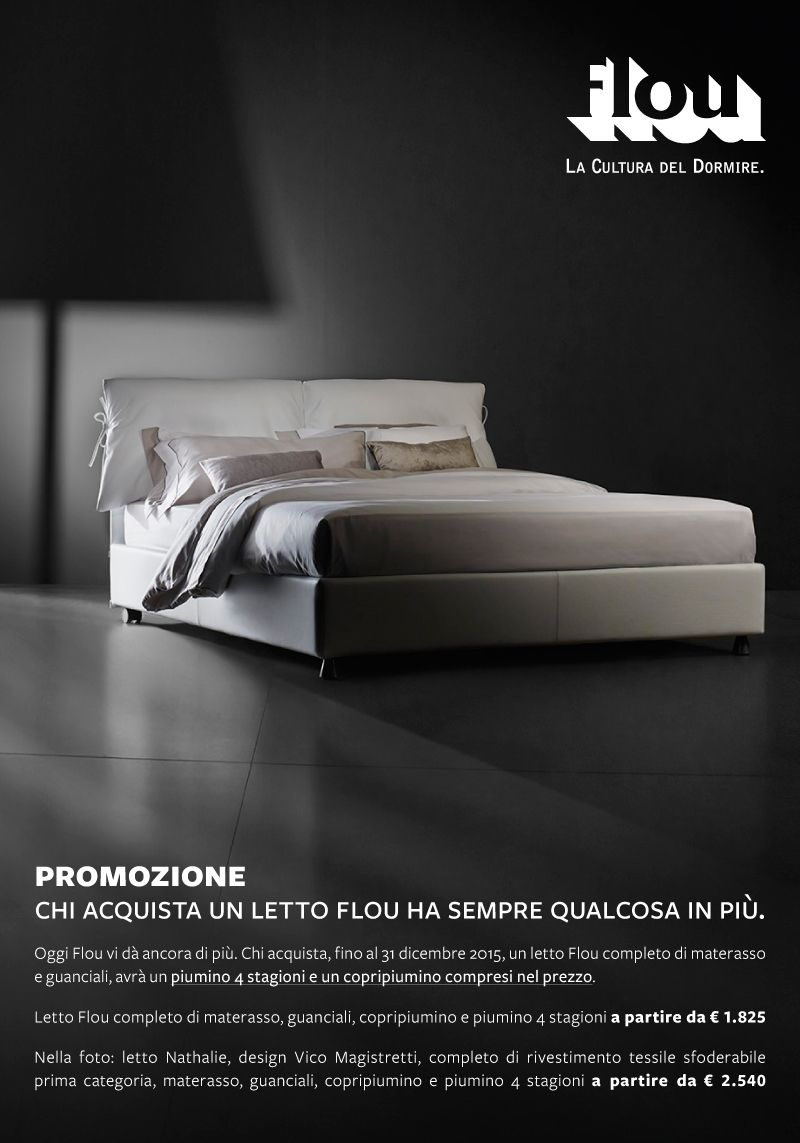 Promozione Flou 2015 | Chave dal 1890 | Now in our showroom! (This ...