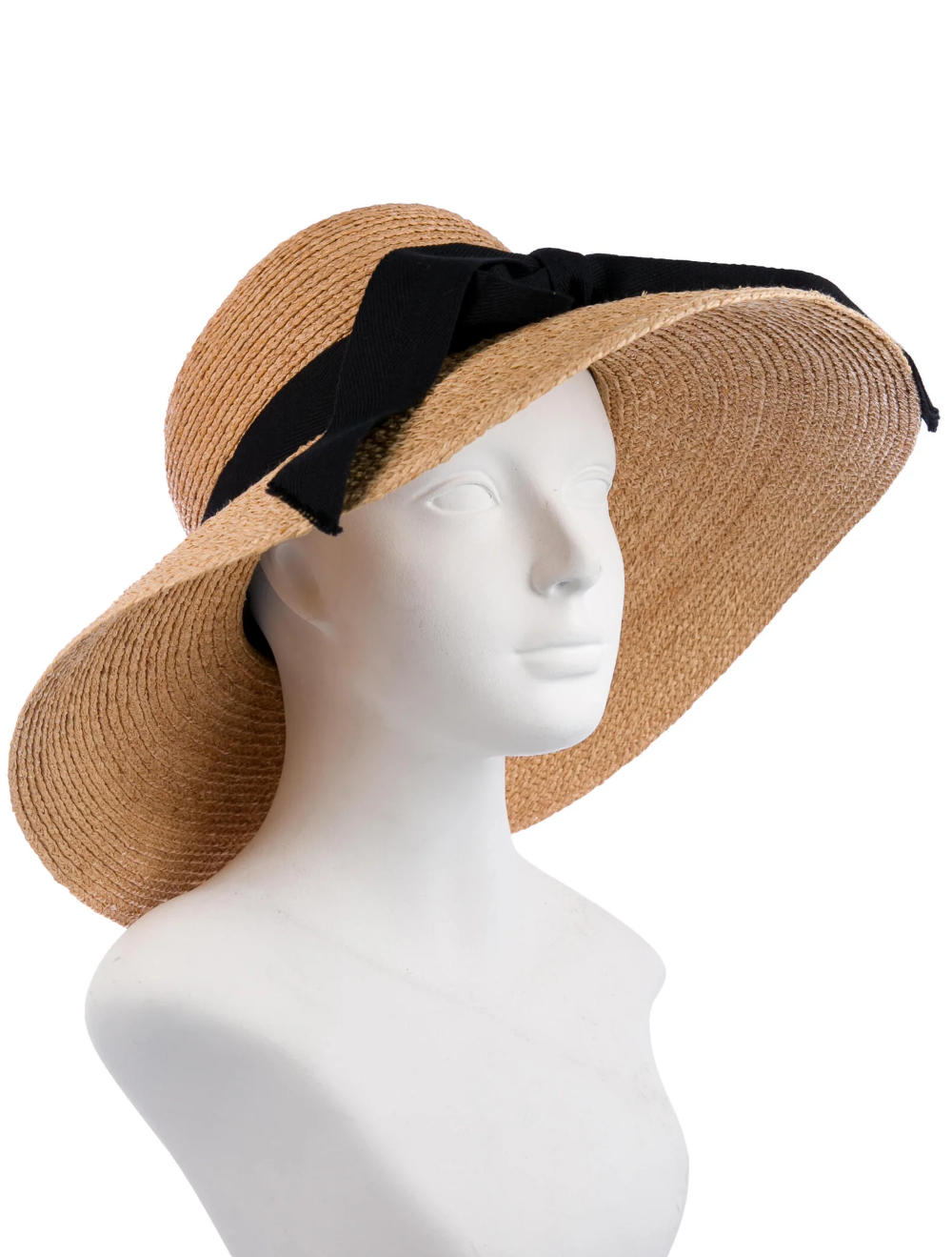Helen Kaminski Raffia Woven Hat Accessories W9521086 The Realreal Raffia Weaving Hats Raffia