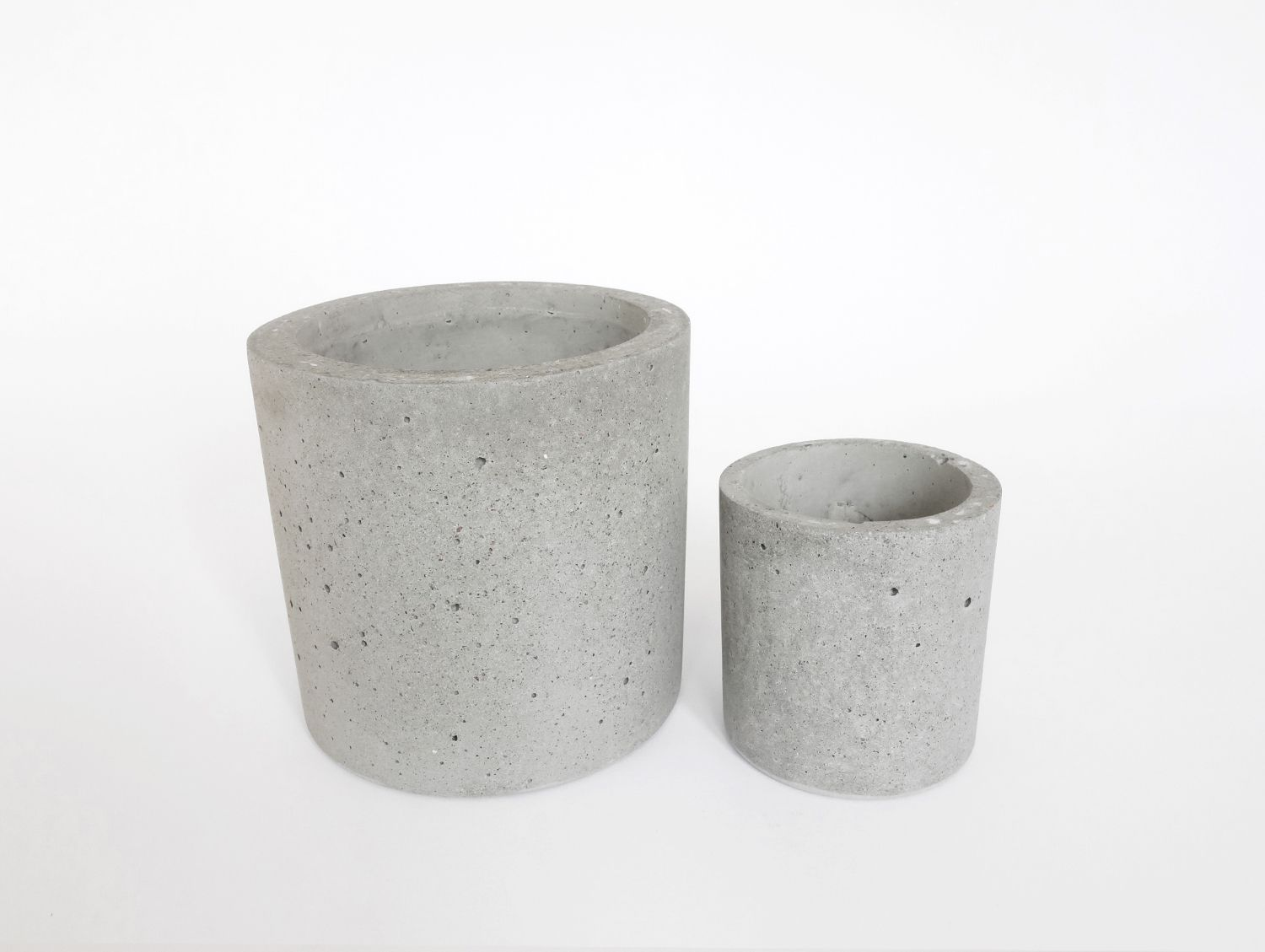 polished concrete planters - Google Search | planters | Pinterest ...