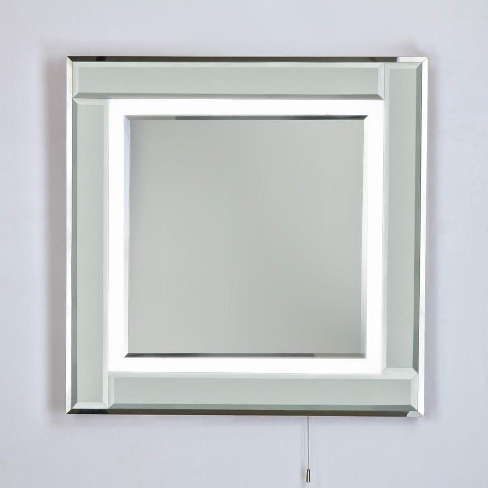 Lavio Illuminated Mirror - Clearance   Stainless Steel Bathroom ...