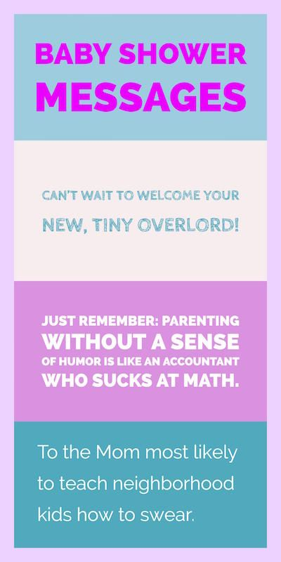 Funny Baby Shower Wishes And Congratulations Messages Baby Quotes