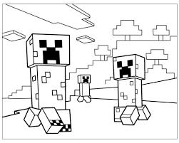 Risultati Immagini Per Minecraft Da Colorare Disegni Da Colorare