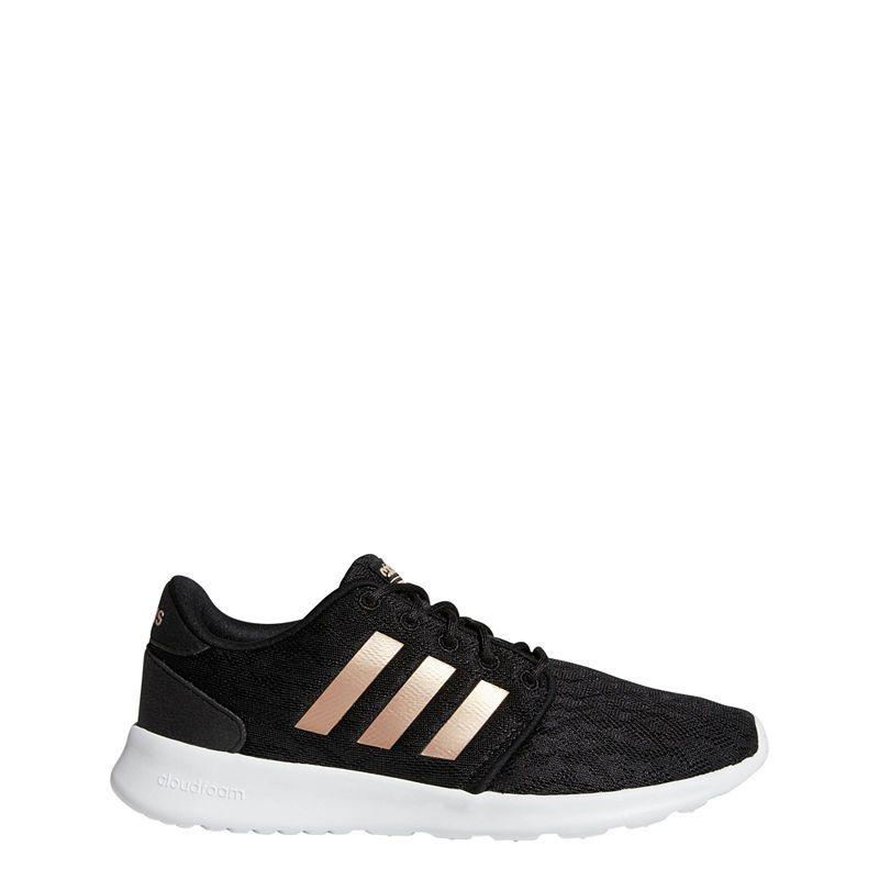 premium selection 26d62 eb72f Adidas Cloudfoam QT Racer Womens Sneakers