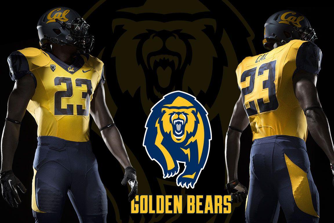 California Golden Bears Wallpaper Cal Bears New Logouniforms