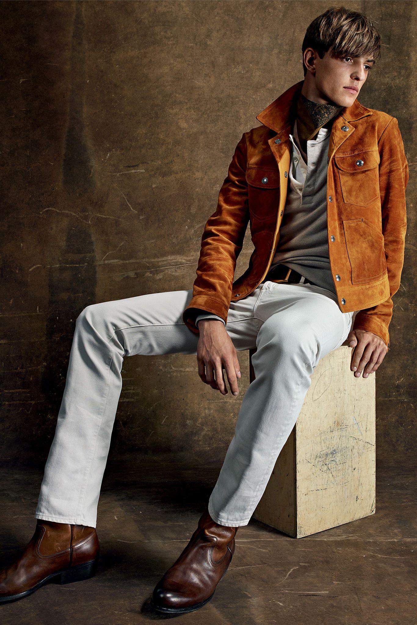 Spring 2015 Menswear - Tom Ford