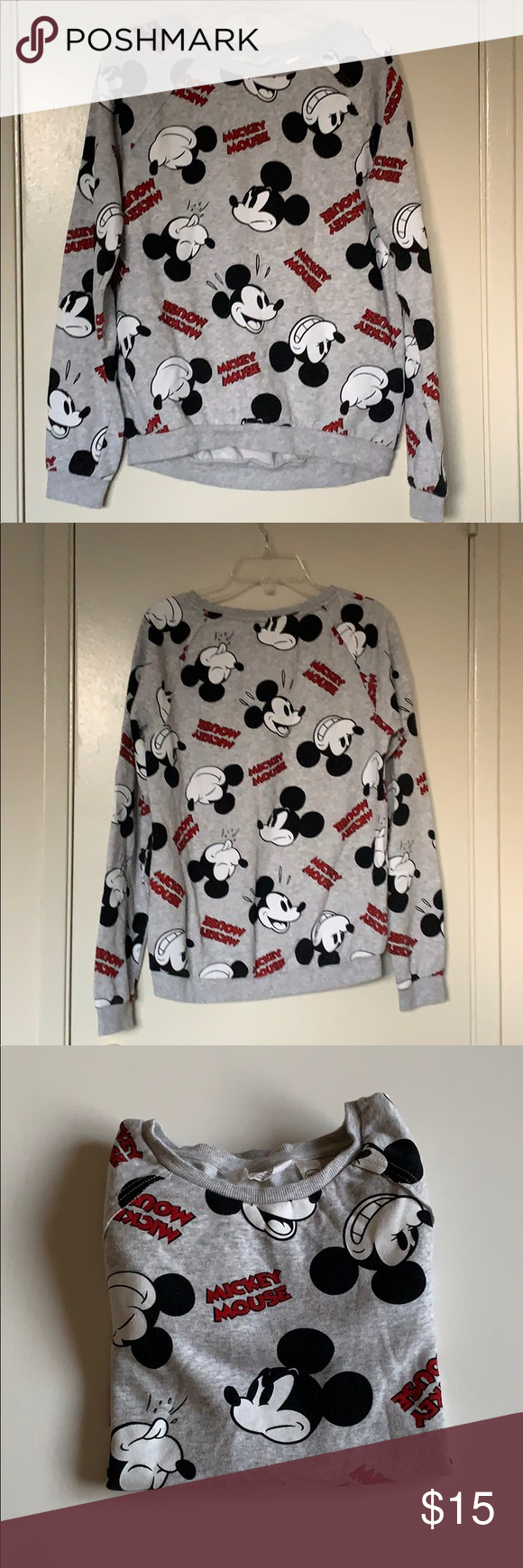 H M Disney Mickey Mouse Sweater Sweaters Clothes Design Disney Mickey Mouse [ 1740 x 580 Pixel ]
