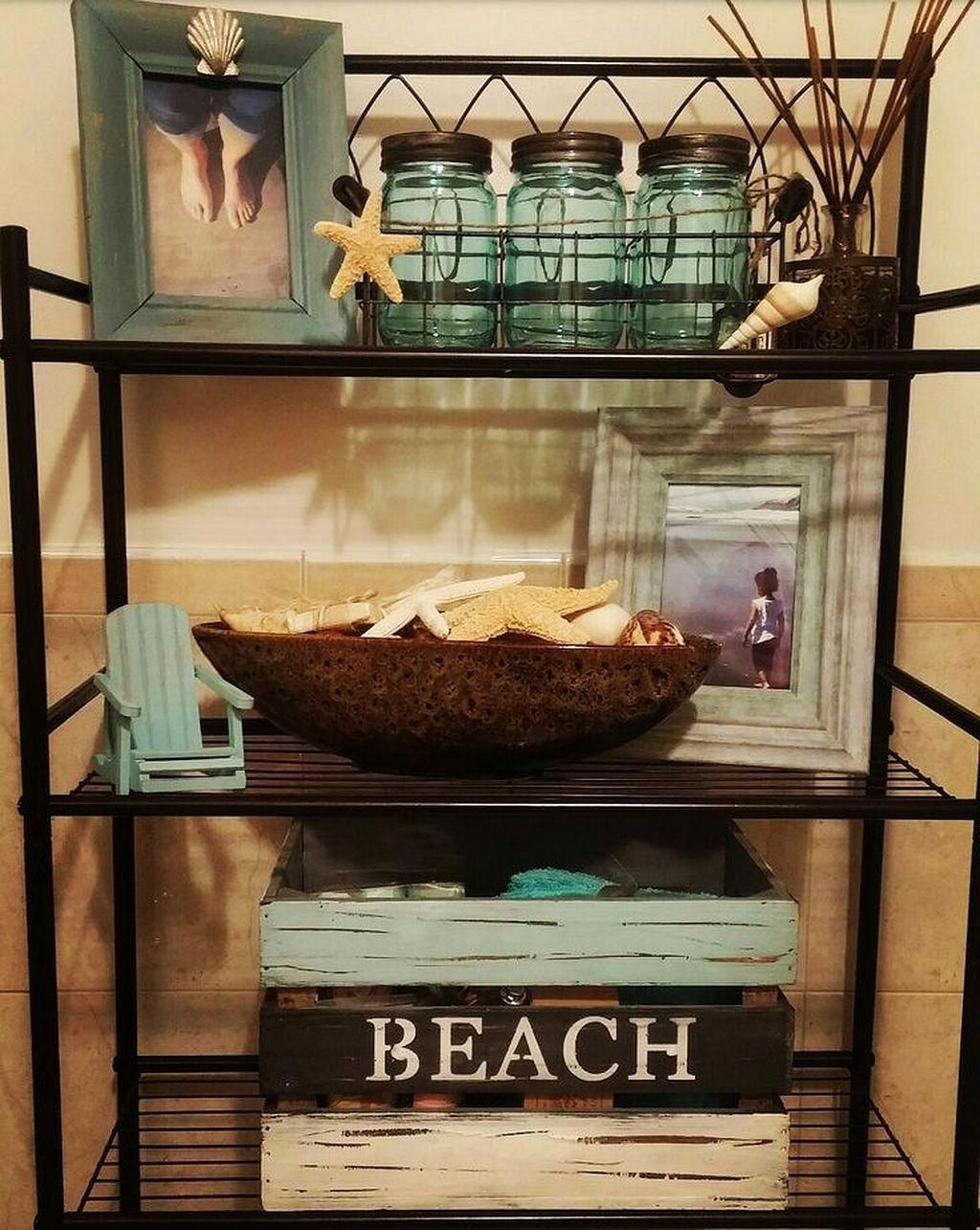 Have A Peek At These Guys Budget Bathroom Remodel Beach Theme Bathroom Beach Bathroom Decor Beach Bathrooms
