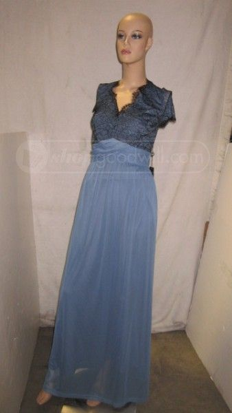 Shopgoodwill Adrianna Papell Ladies Formal Dress Goodwill