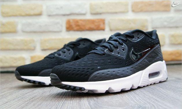 Nike Sportswear Air Max 90 Ultra Breathe Black Black Dark Grey Black