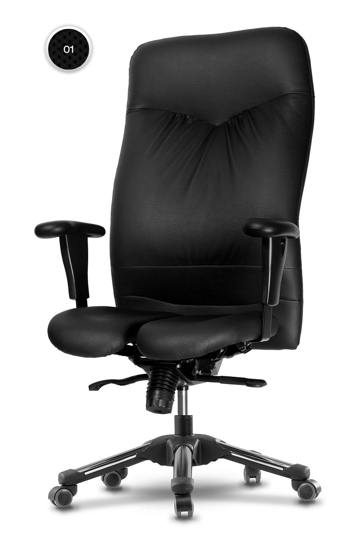 Silla #oficina #ergonómica CAESAR , especialmente diseñada para ...