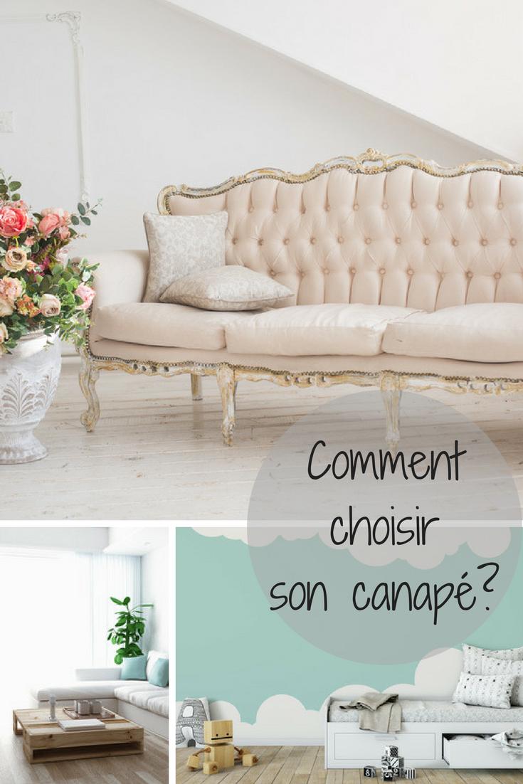 comment choisir son canapé | blog