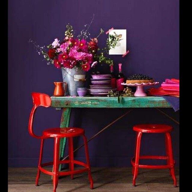 Livingathome De instagram post by elevendoteleven interiors color inspiration