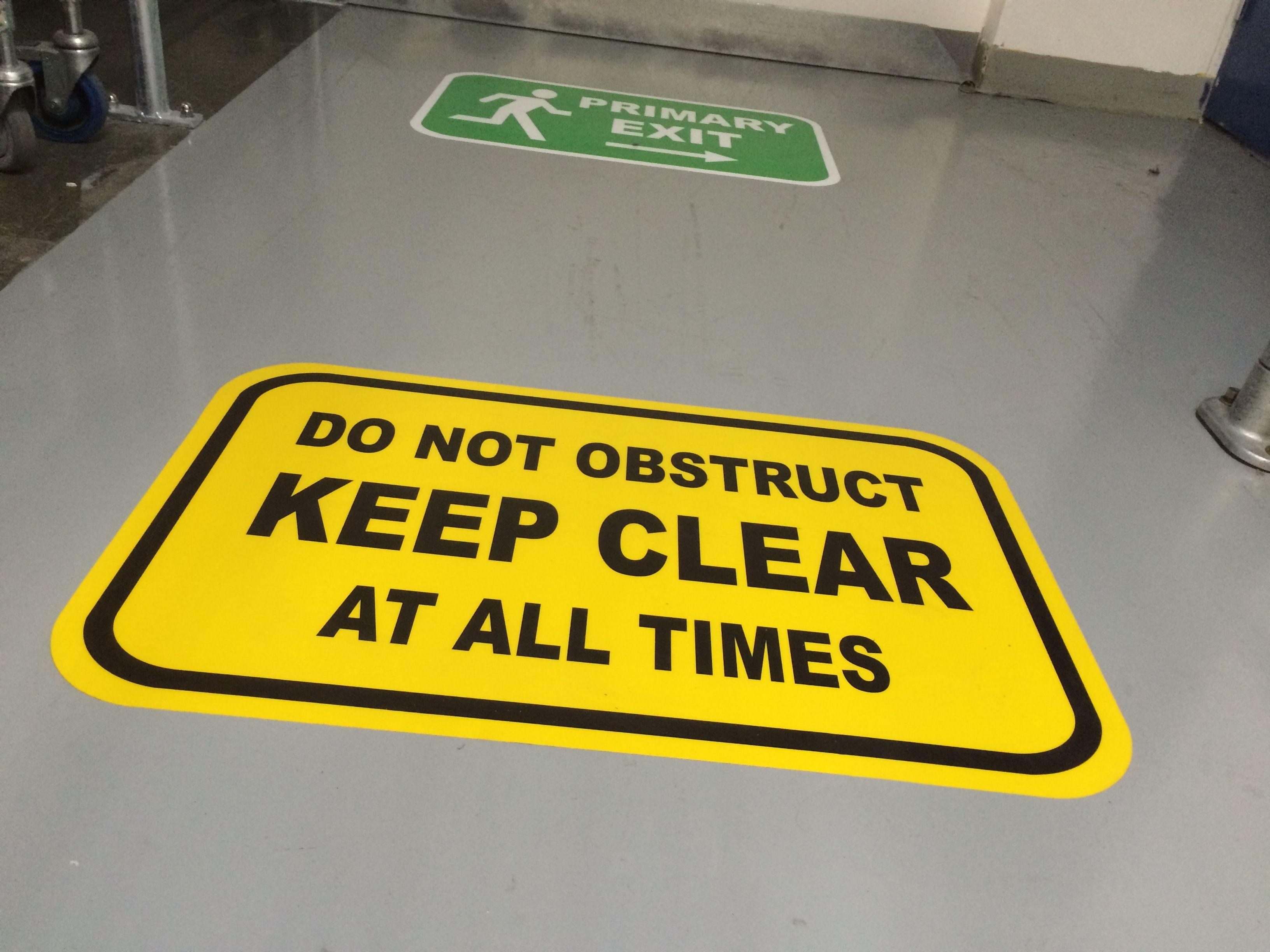 Warning nonslip floor adhesive Nonslip, Health and