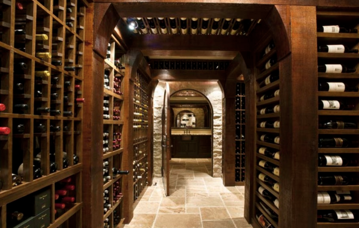 Wine Cellars For The Period Home Home Wine Cellars