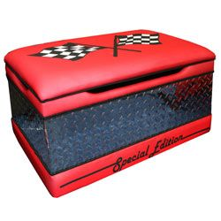 Your Race Car Fan Will Happily Store All His Toys And Possessions In His Favorite Race Car Toy Box Description From Abab Cars Toy Box Cars Room Racing Bedroom